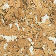 Cobblestone White Cork Wall Tile (Pack of 11)